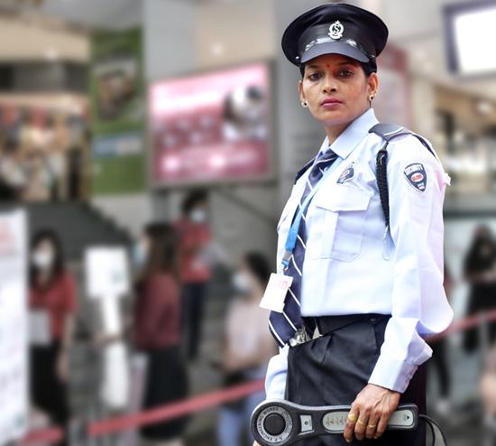 Female Security Guard Service in Mumbai