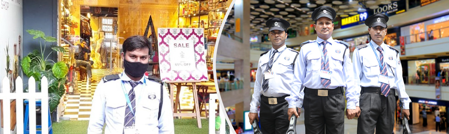 Security Guard for retail store and mall
